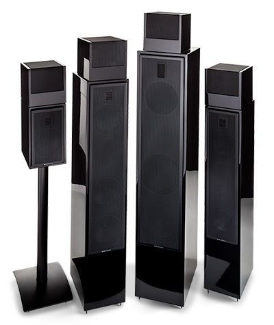 Martin Logan Motion Dolby Atmos System