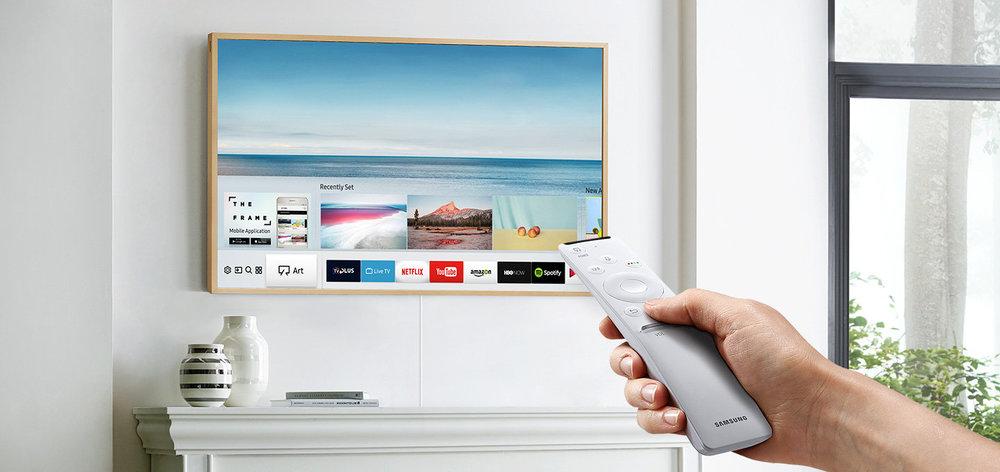 "Samsung ""Frame"" TV    55"" Starting at $2699!"