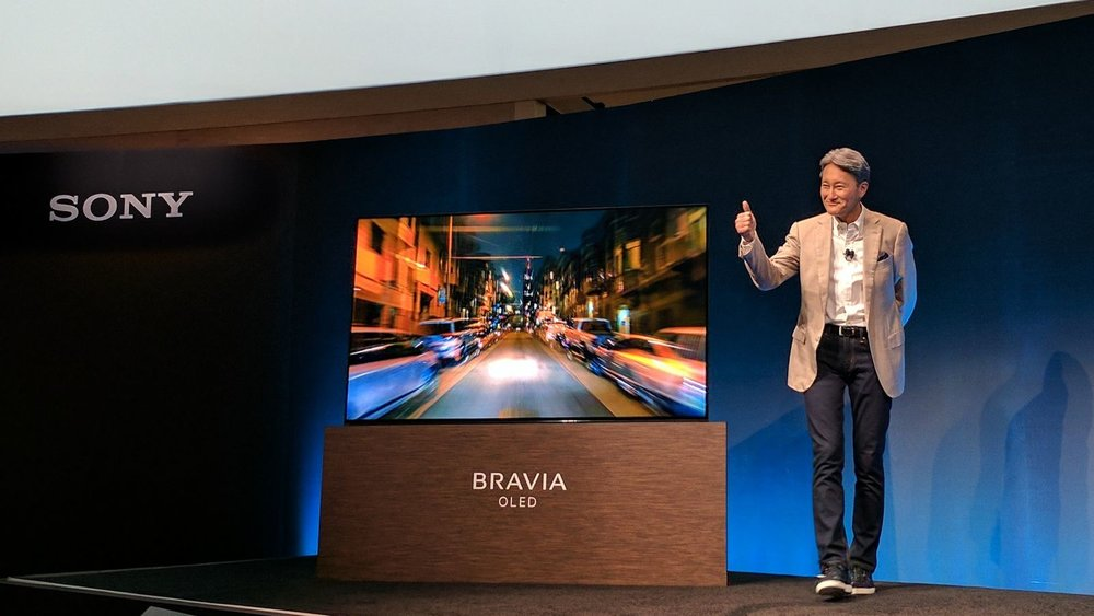 SONY BRAVIA OLED TELEVISIONS