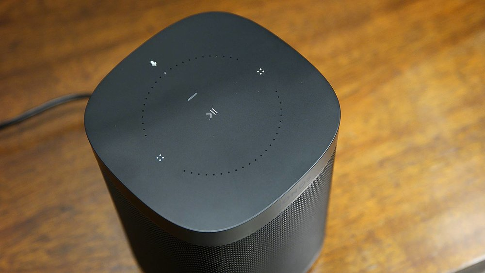 SONOS ONE - Voice control enabled and now in stock @ PEAK