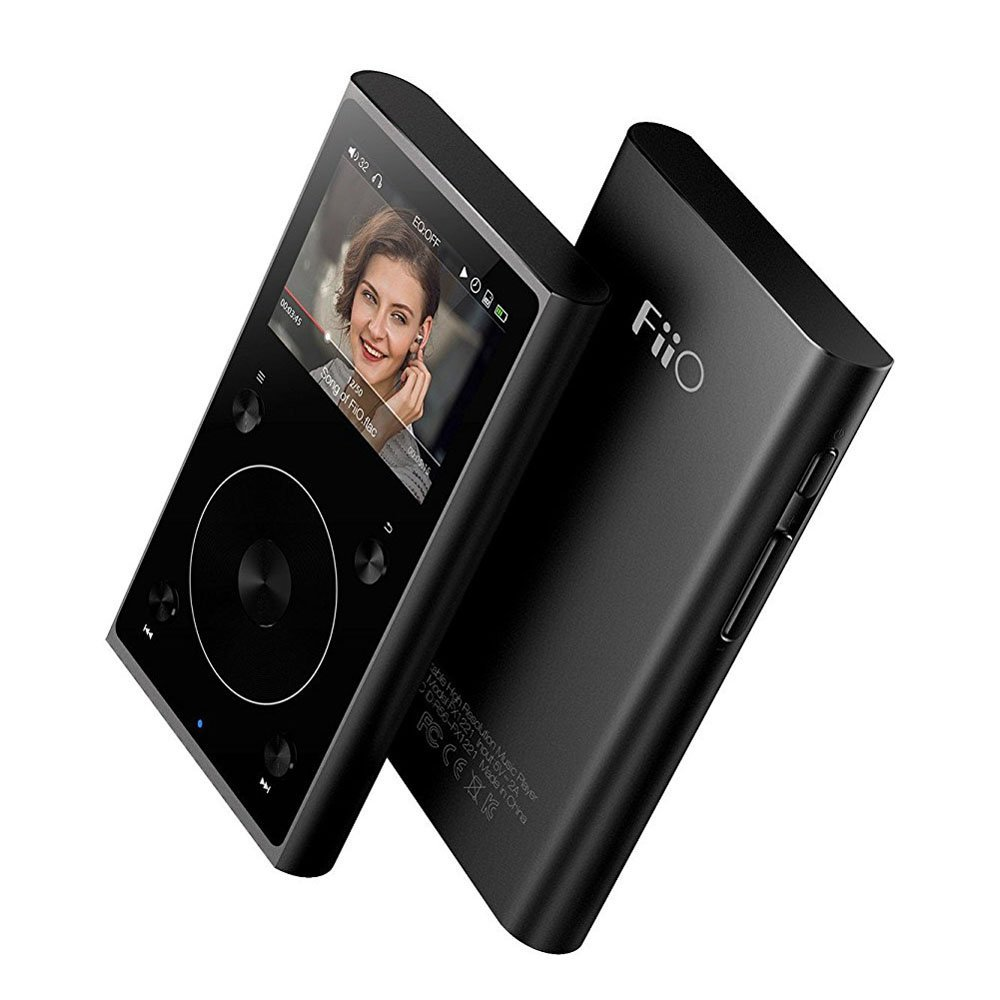 FiiO X1 II    Reg: $179   Sale $149   Master studio sound in your small pocket