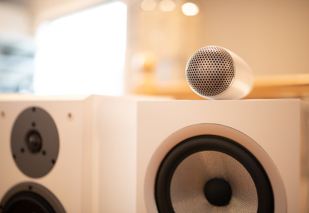B&W and Dynaudio - Just two of the amazing brands of high end speakers available for audition in our showroomsStop by and hear what you've been missing
