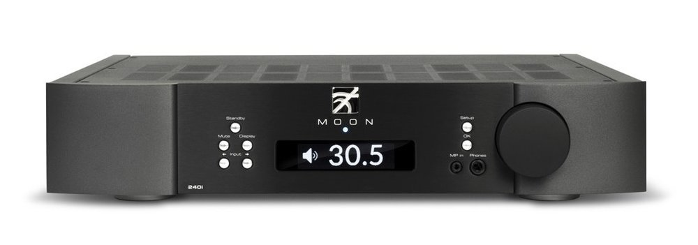 MOON 240i - Factory Sealed from SimAudio trade up program One Only - $2299!