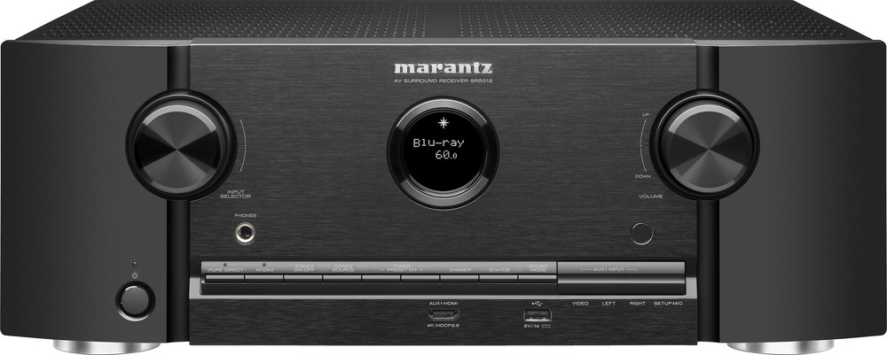 Marantz SR5012 - 7.2 Channel Dolby Atmos and DTS:X Receiver       Now only $999 @PEAK