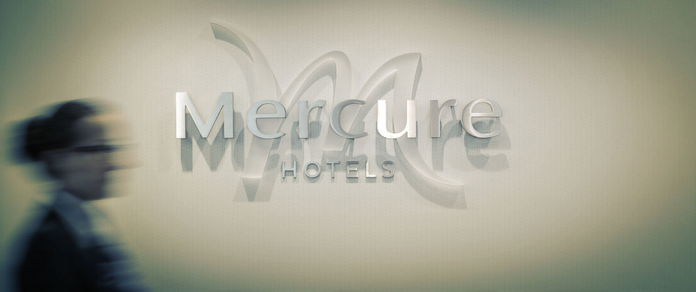 Mercure Edinburgh Quay, h9448, Brand Wall