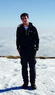 Mathias:  étudiant en licence STAPS