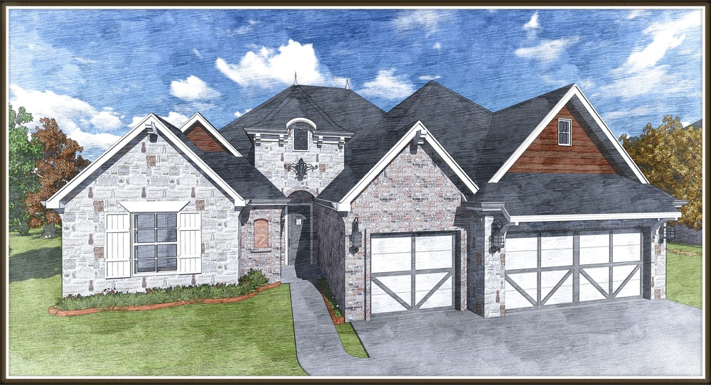 Blakeview 2 Story - 3032 Sq.Ft.