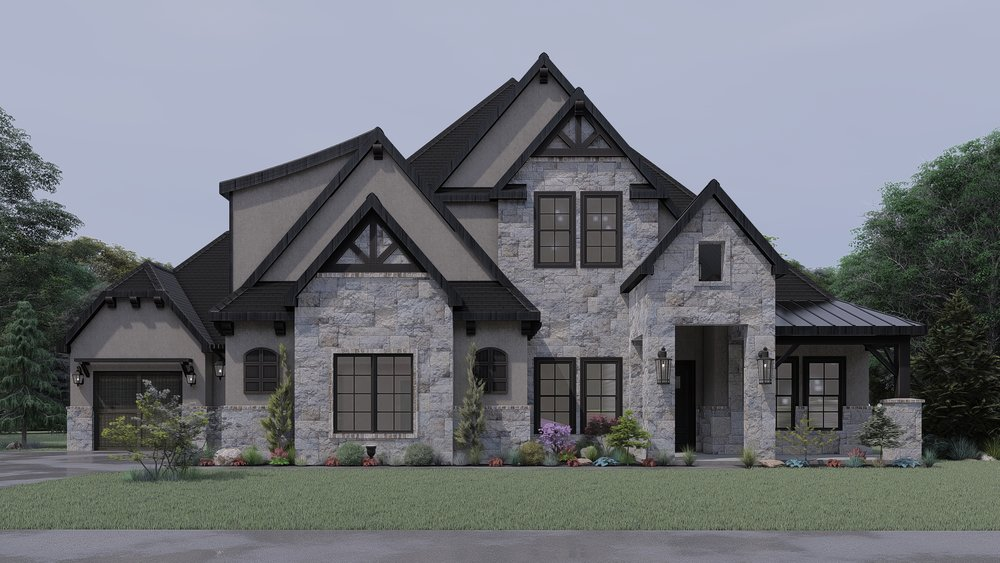 4408 FARM HILL RAOD LOT 5 BLOCK 3 - FRONT ELEVATION-1.jpg