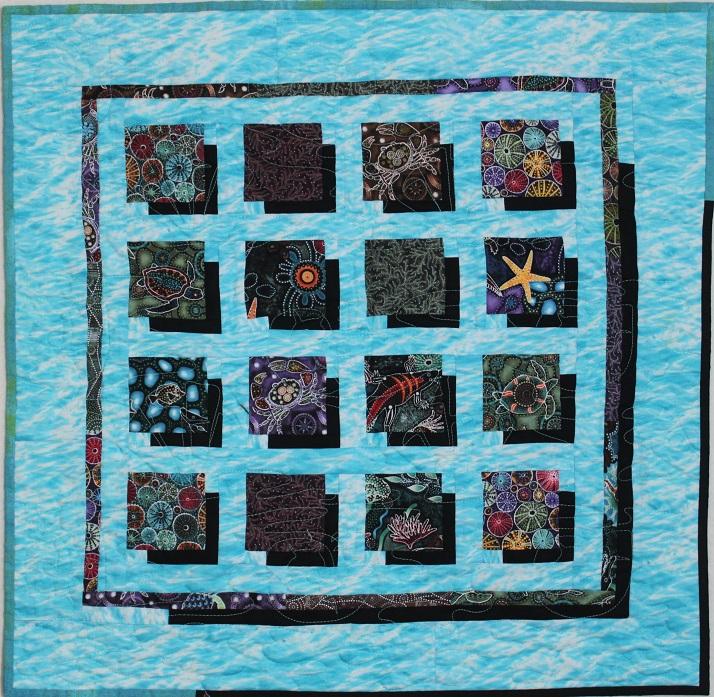 Ocean Life by Janet Fenton