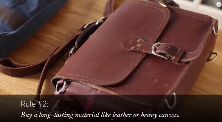 36249735c6b7 Backpacks vs. Messenger Bags for Men — Cladwell