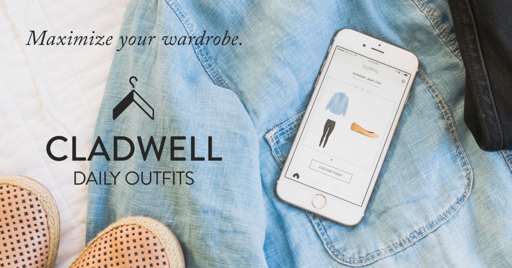Promo image cladwell daily outfits