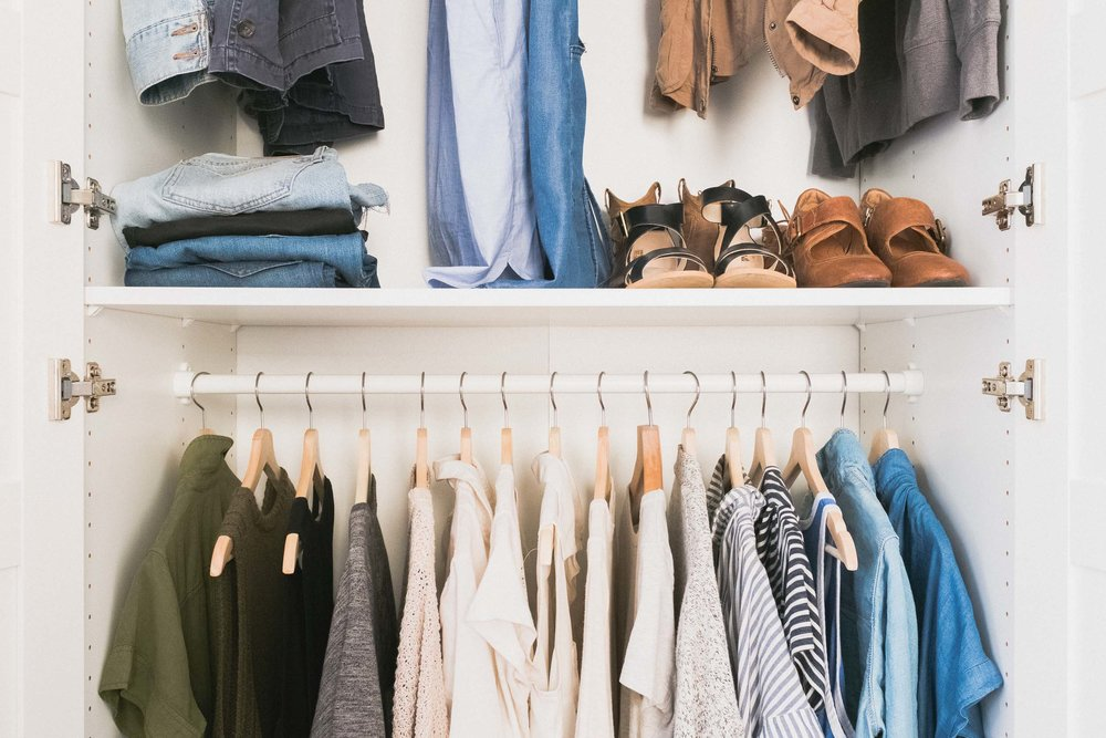 085b66b9401a9d Your closet has more outfit possibilities than you know. Check out our new  iOS app for daily outfit suggestions if you're having trouble seeing those  ...