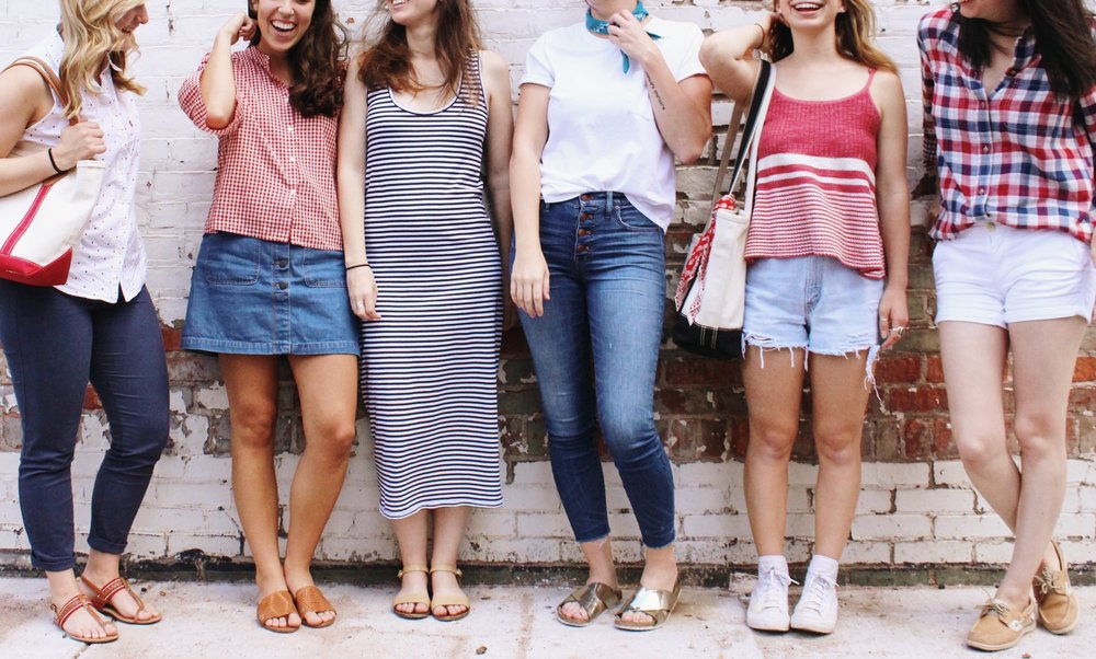 52569aba8adf6 4th of July Outfits To Wear All Summer Long — Cladwell