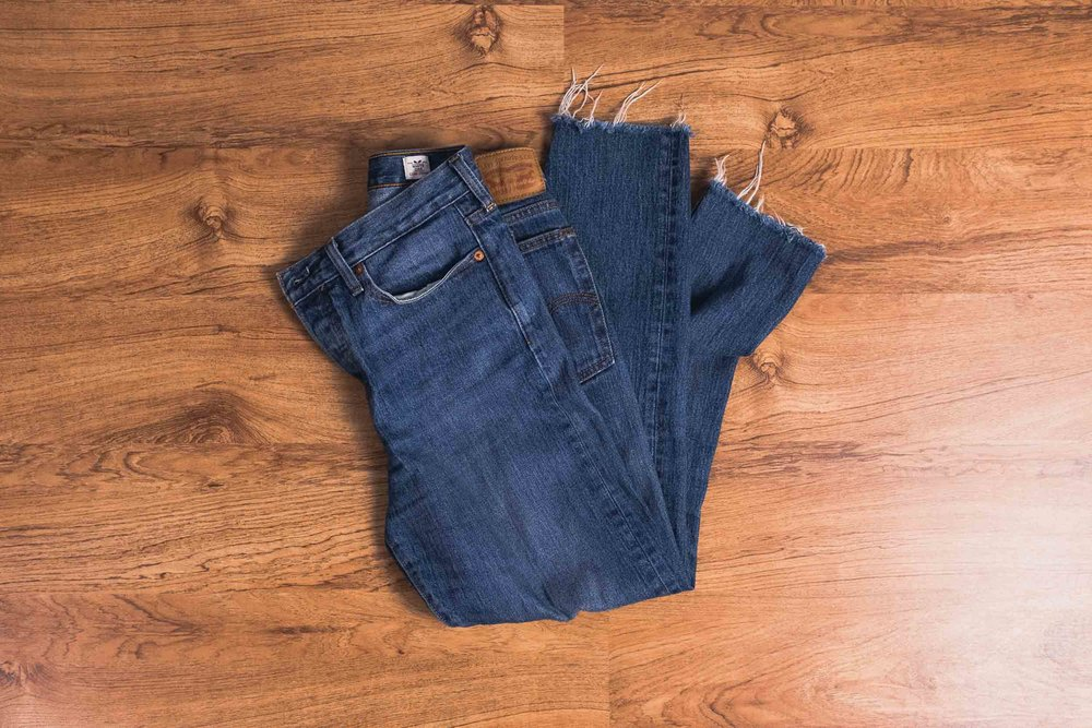 High waisted jeans ( Levi  's )