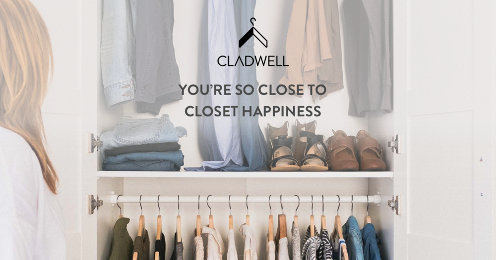 Your Guide To Happier Closet | Cladwell Mobile App