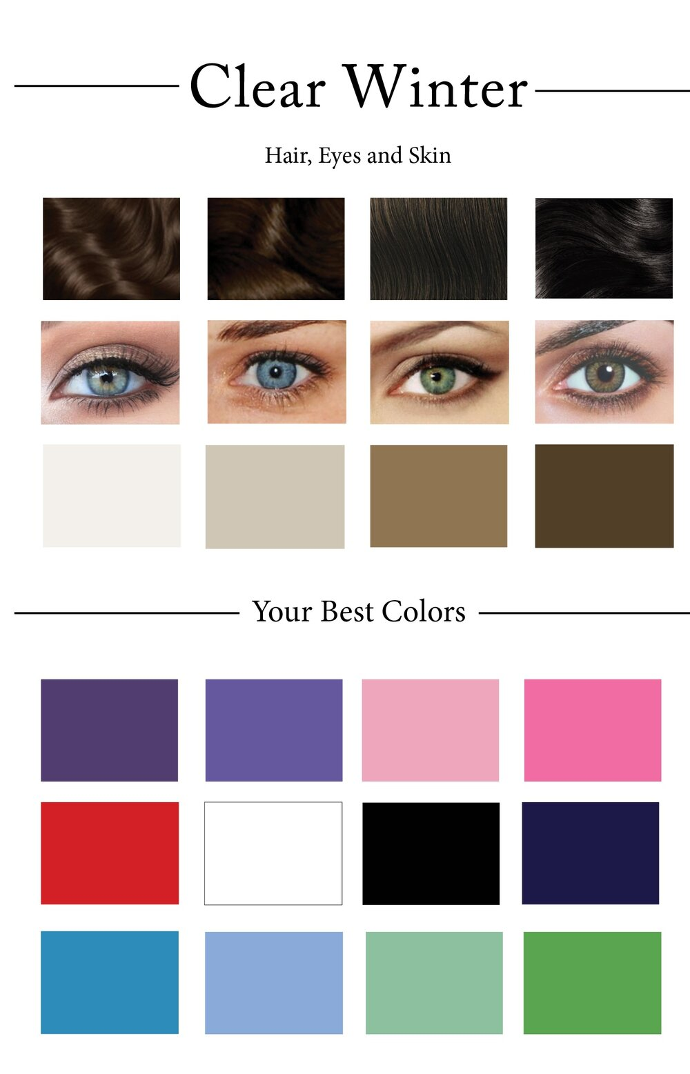 What Hair Color Personality Quiz