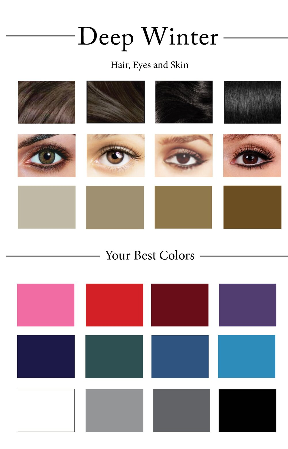 Light Ash Brown Hair Color Chart Picture Project