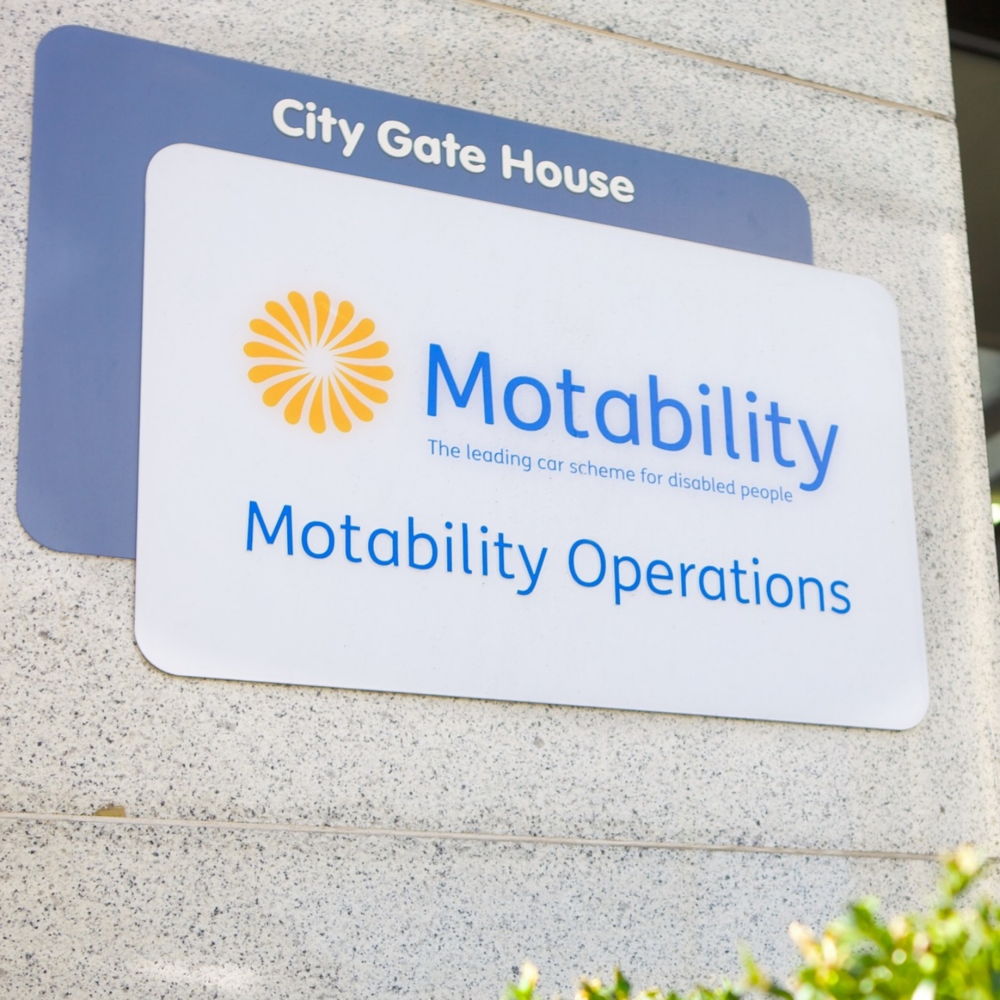"""REALLY NICE TEAM TO WORK WITH. LOOKING FORWARD TO OUR NEXT PROJECT.""   Luke Snowden, Channel Marketing Executive, Motability Operations."