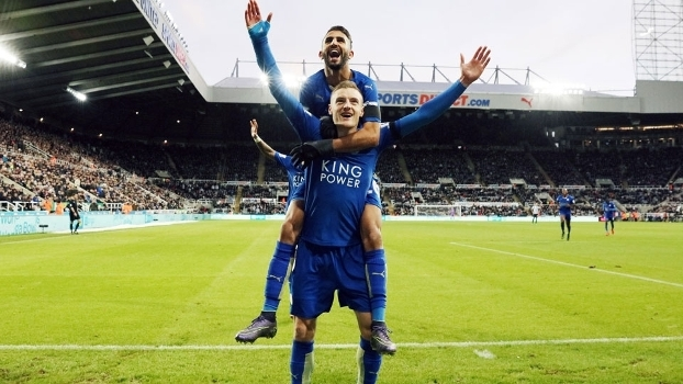 Does Jamie Vardy and Mahrez deserve Champions League football next season? Charlie Stillitano doesn't think so