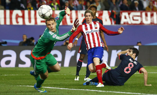 A phoenix from its ashes, Fernando Torres