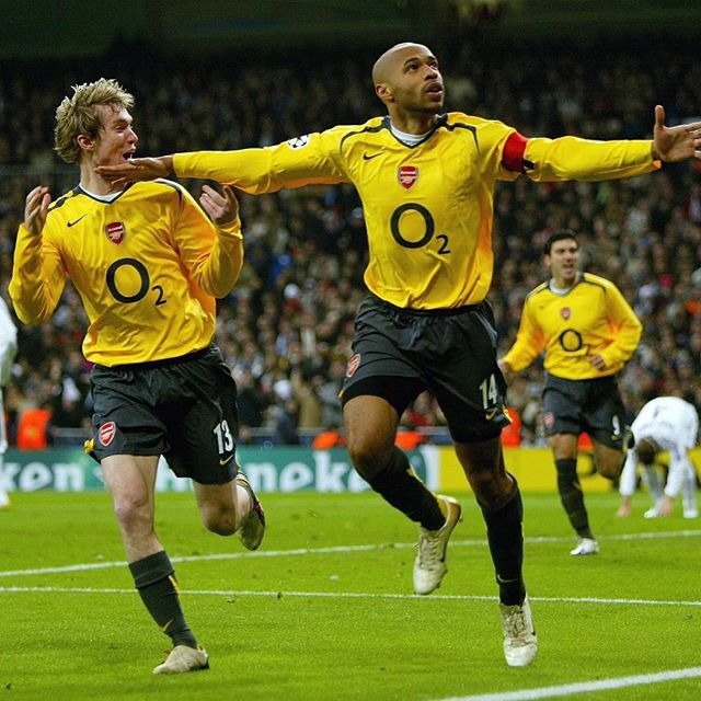 Happy birthday Thierry Henry!