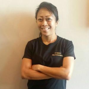Nora Saini E's Fitness Professional
