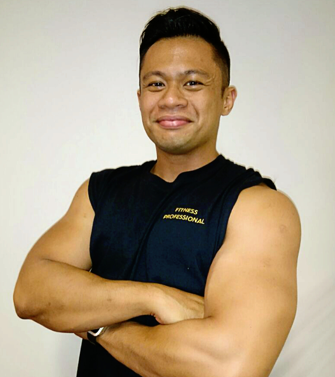 Arie BMR E's Fitness Professional
