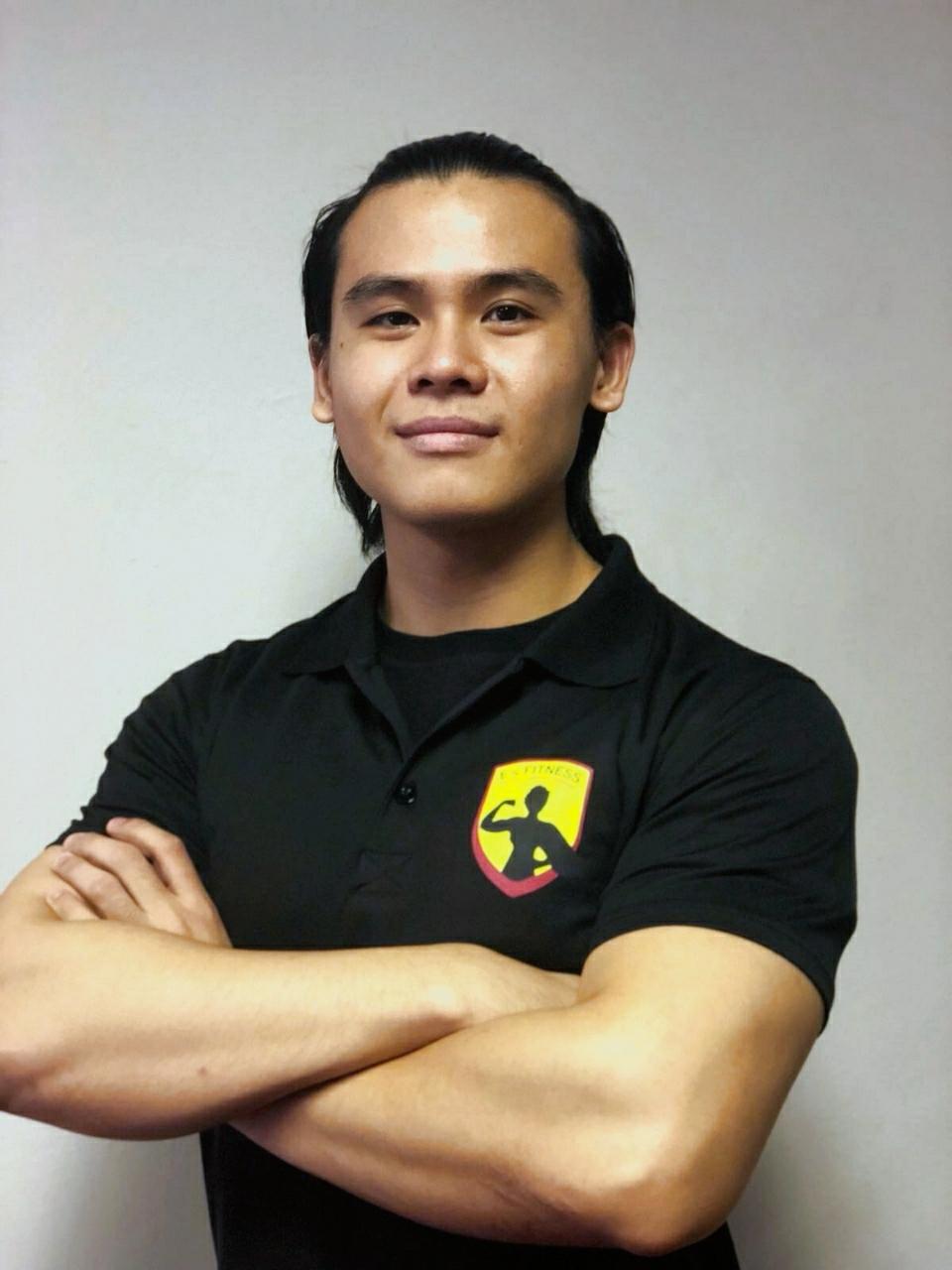 Gerald Tan Xuju   E's FITNESS Professional