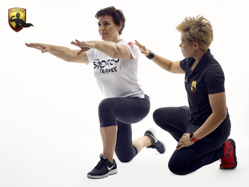 Client Tanya  with Head Expert Elinn S Ahmad