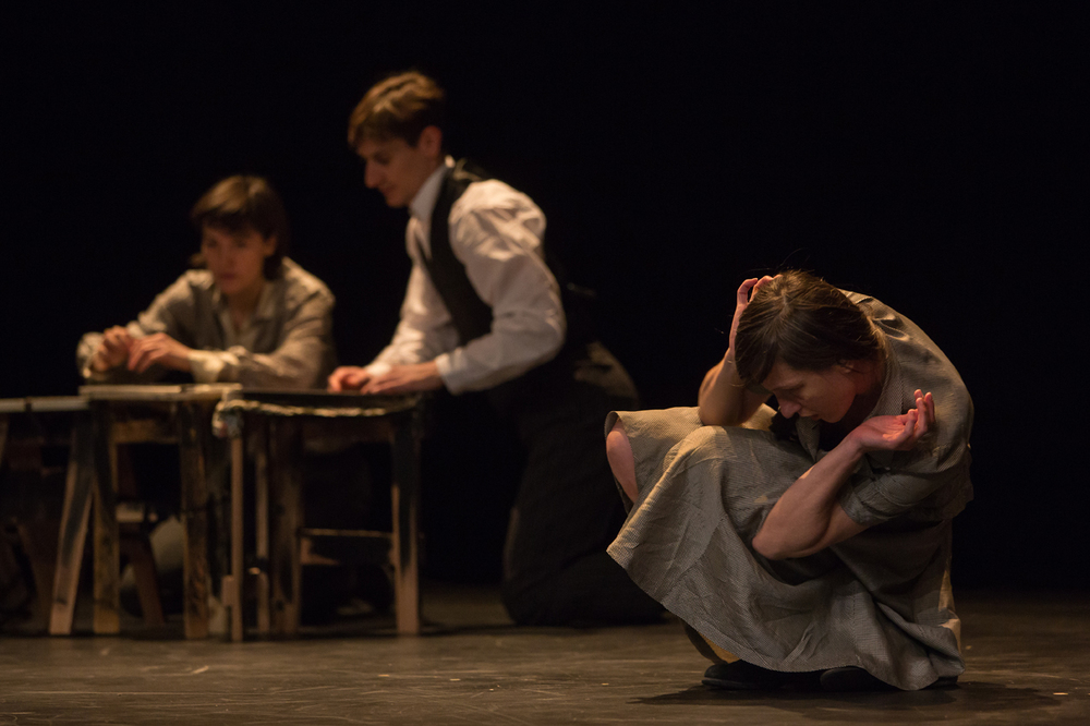 Ossip Mandelstam. A performance