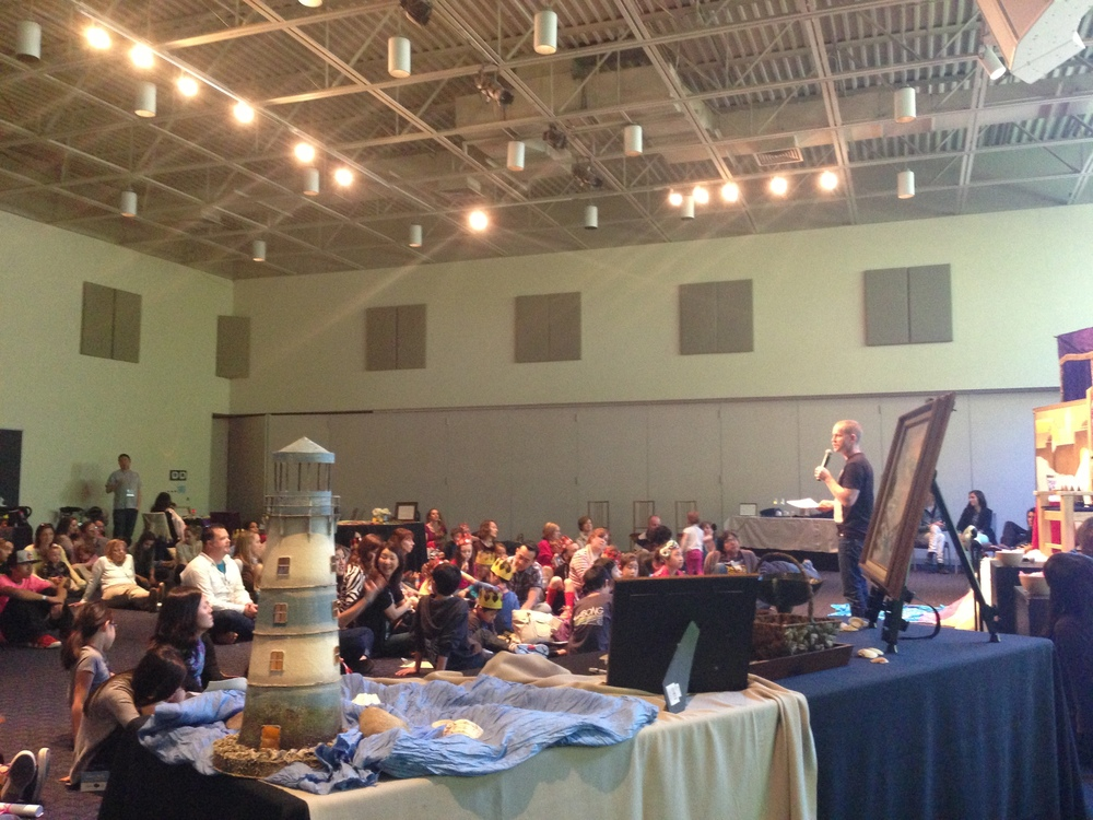 Kingdom Family® Conference in 2013.