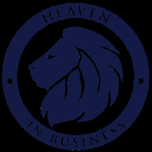 HeavenInBusiness_Lion_BLUE.png