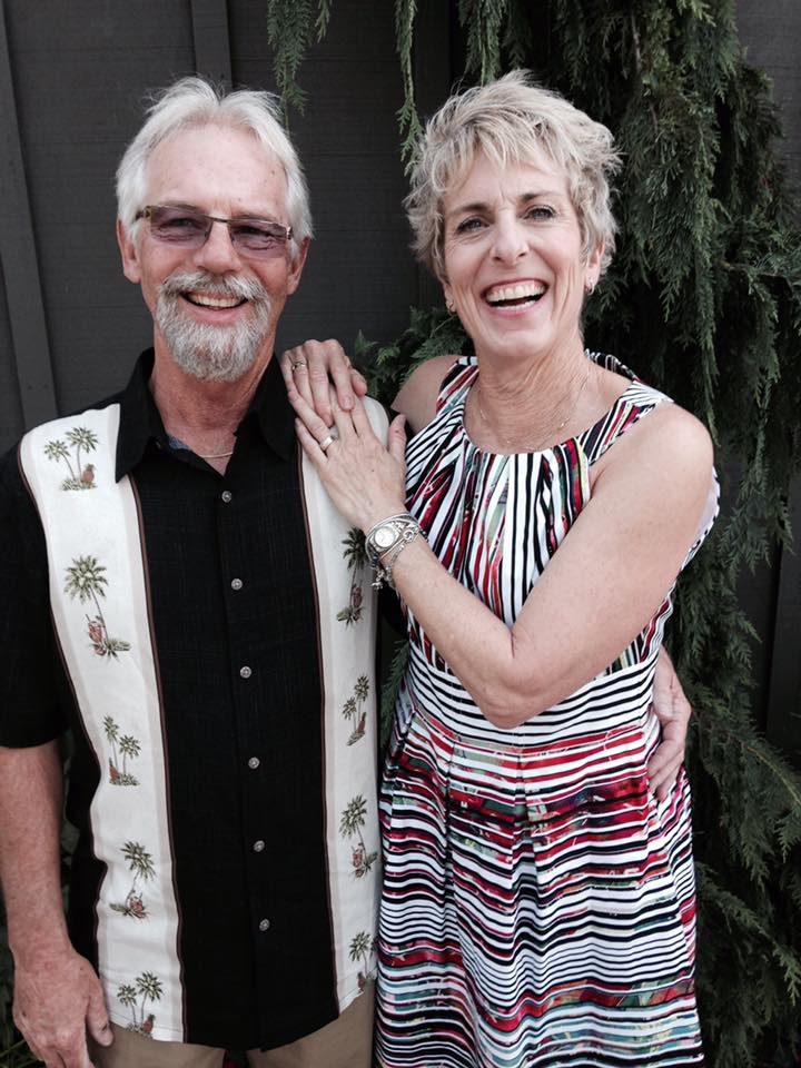 Barbara and Dennis have been married for 33 years!