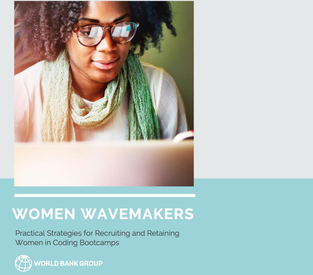 women wavemakers