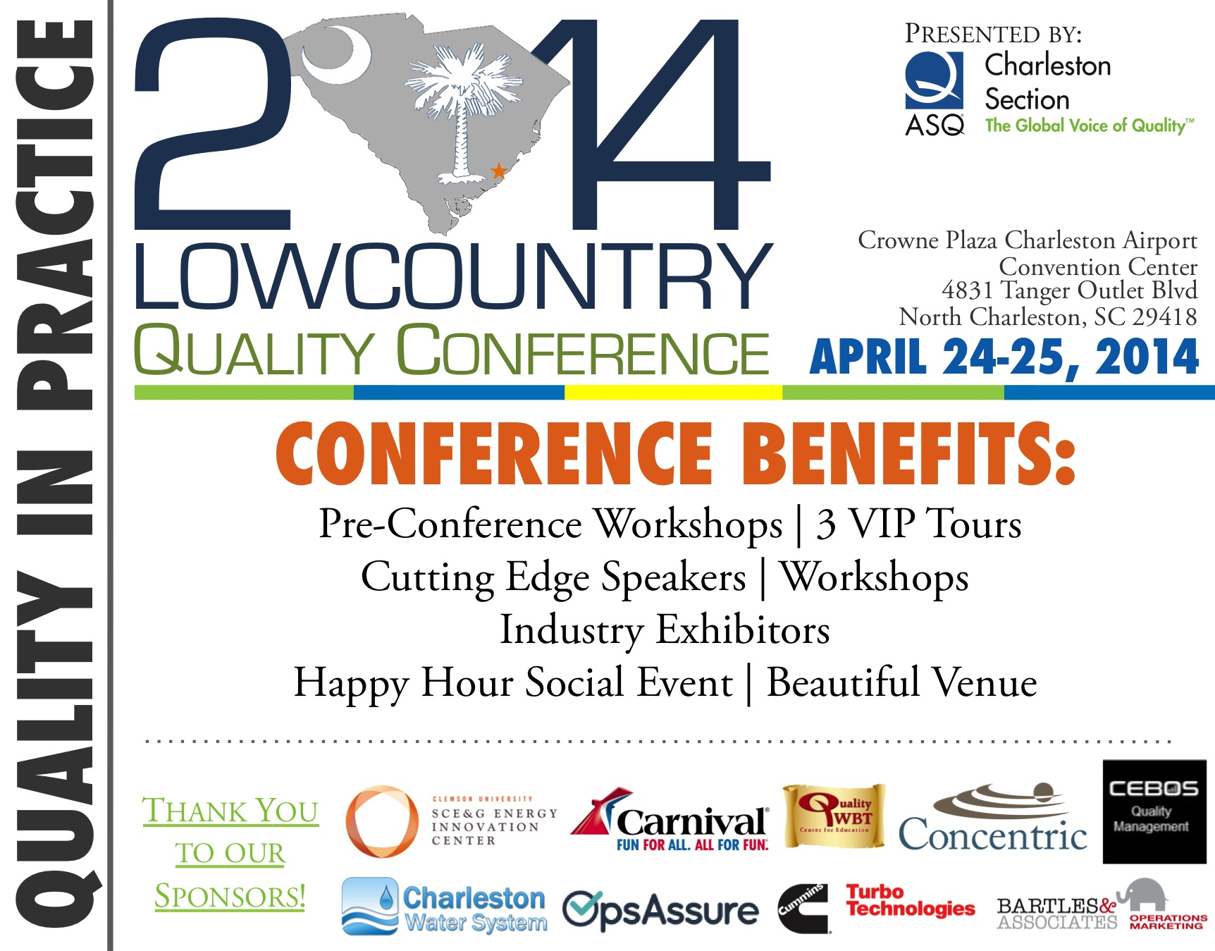 Lowcountry Quality Conference