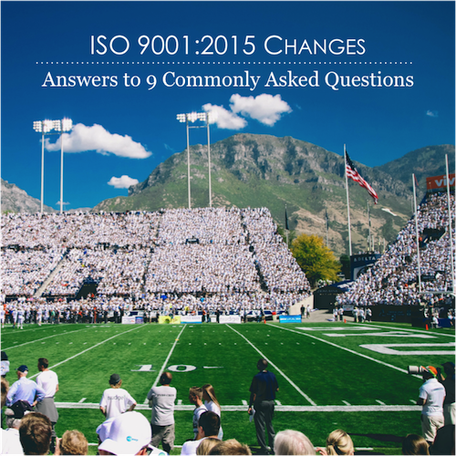 Answers to 9 commonly asked questions about the ISO 9001_2015 Changes Concentric Quality Management System Experts in Charleston