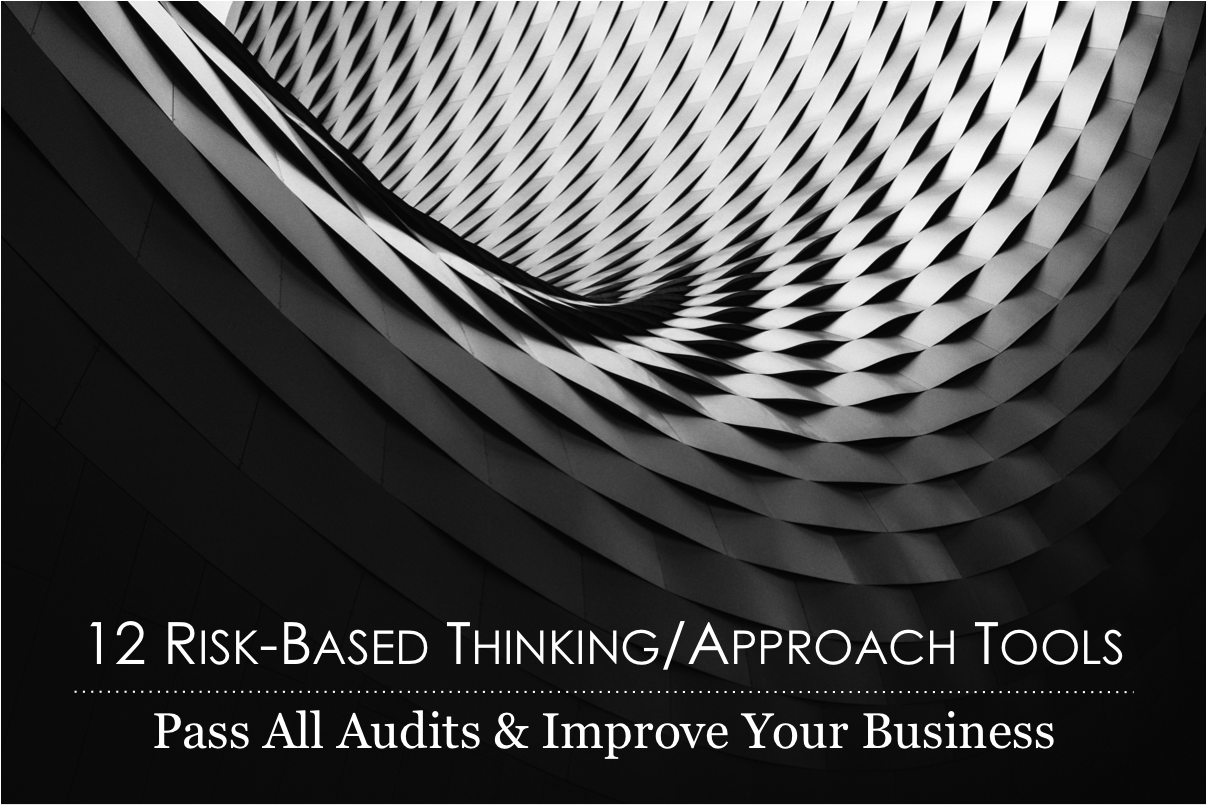 12 Risked Based Thinking Approach to Pass All Your Audits Concentric ISO Consultants