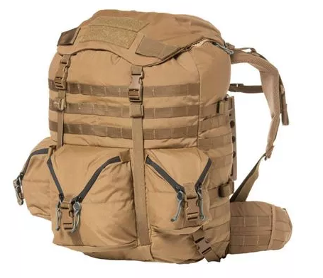 Mountain Ruck in Coyote Brown