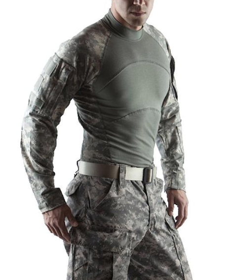 Army Combat Shirt in UCP-Foliage Green