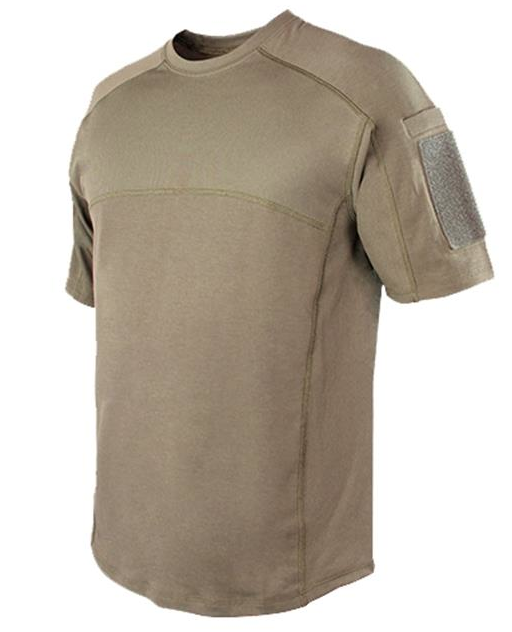 Battle T-Shirt in Tan