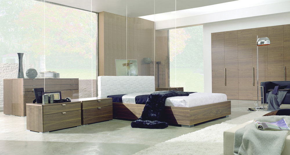 BEDROOM FURNITURE:   Wardrobes, vanity units, chests of drawers, bedside tables & beds