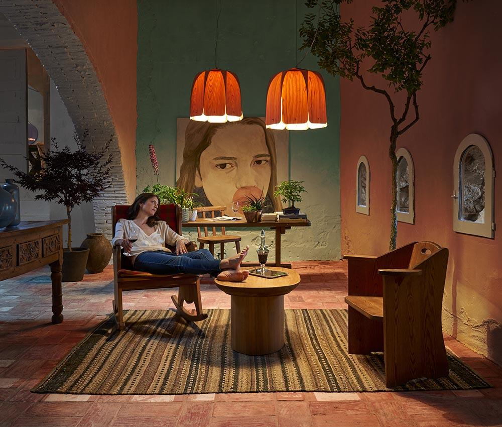 LIGHTING:  Chandeliers, ceiling,floor, table & wall lamps