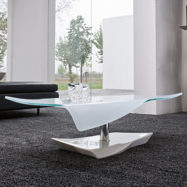 COFFEE & SIDE TABLES:  Useful and beautiful