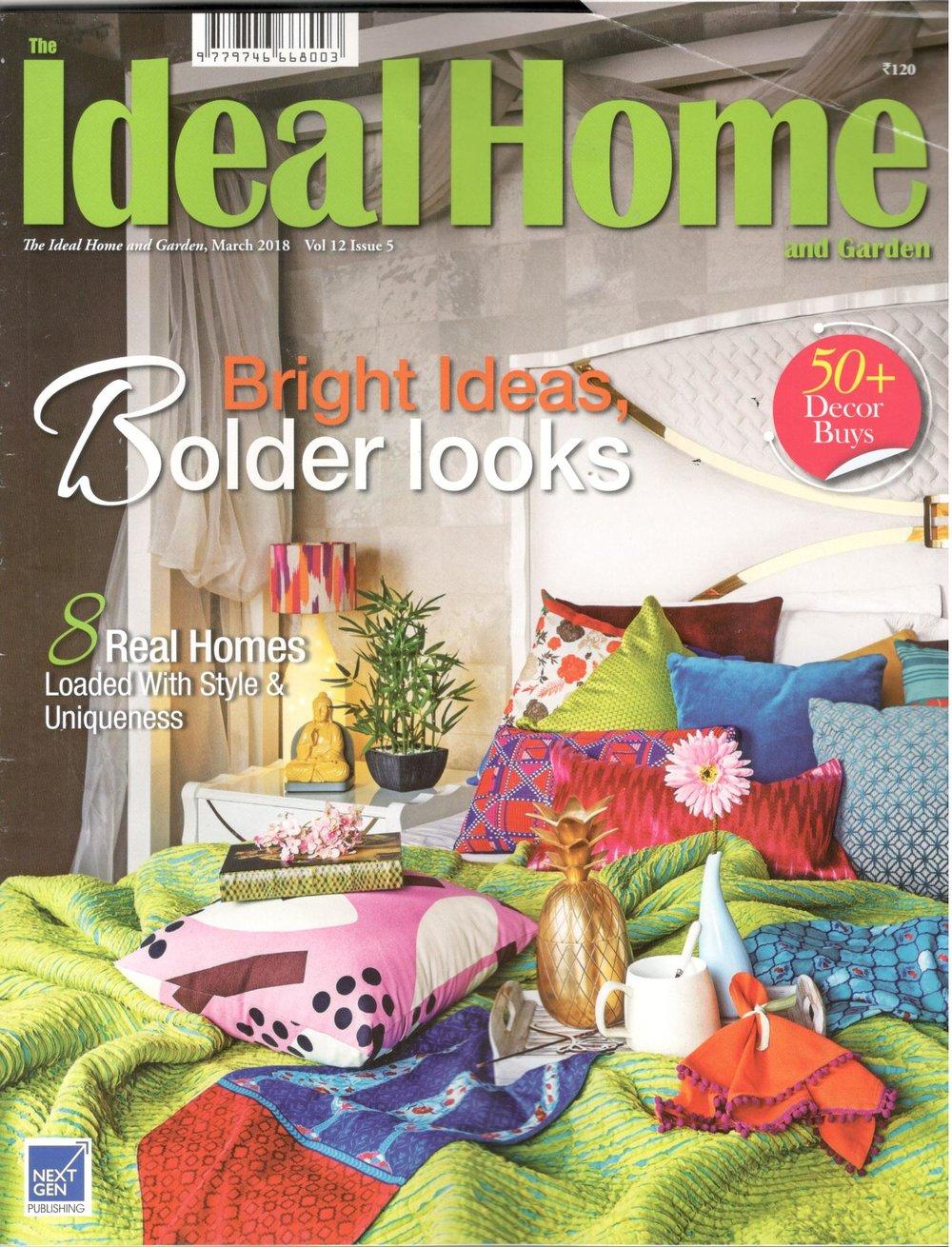 The Ideal Home & Garden, Mar 2018