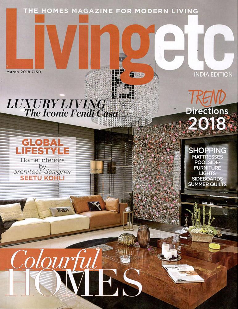 Living Etc, Mar 2018