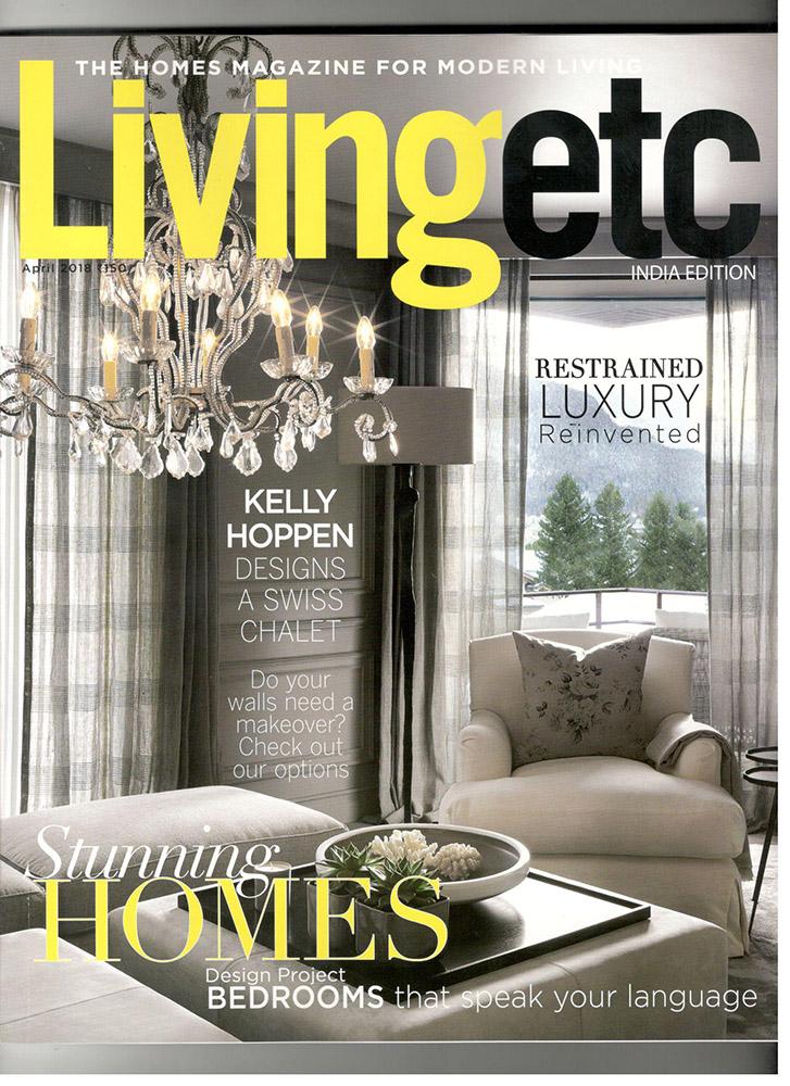 Living Etc, April 2018