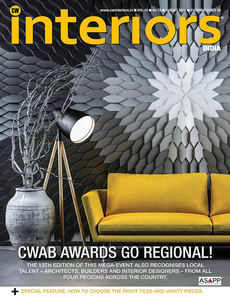 CW Interiors, Aug 2018