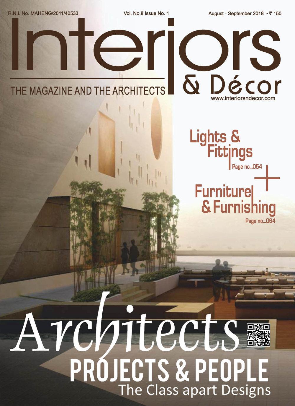 Interiors & Decor, Aug 2018