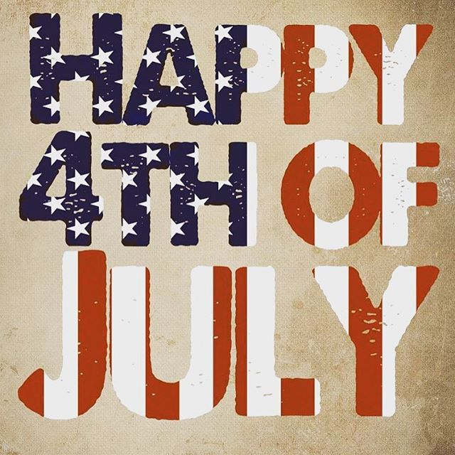 Happy 4th of July #4thofjuly #independenceday