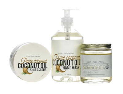 Pure Coconut, Coconut oil, TK Maxx, from €8.50